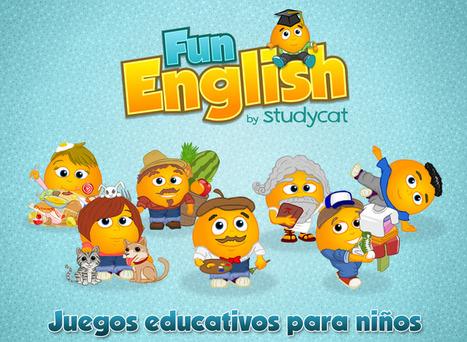 Fun English Juegos Educativos - Aplicaciones de Android en Google Play | Android to learn English | Scoop.it
