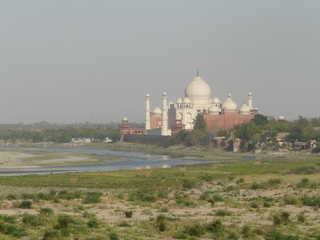 Inquiétudes autour du Taj Mahal | Architecture pour tous | Scoop.it