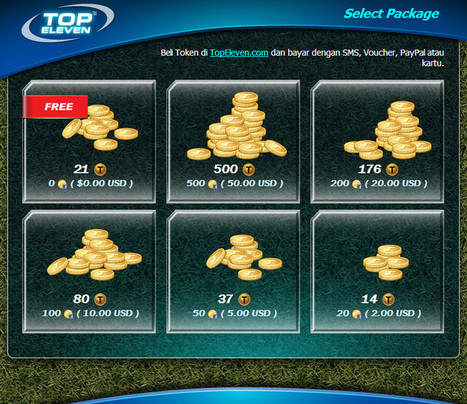 Earn free 21 tokens in the Top Eleven! - News - Bubblews | martinlarsen | Scoop.it