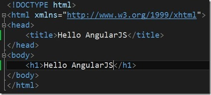 AngularJS–Part 1 | Gabriel Schenker's Blog - LosTechies | Web Development | Scoop.it