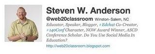Classroom in the Cloud: 57 Must Follow Educators on Twitter | EdTech, E-Learning | Scoop.it