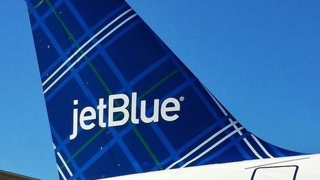 JetBlue's New Initiative Aims to 'Fly It Forward'   Sticky Marketing   Scoop.it