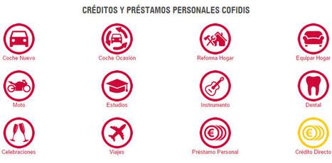 Solicitar Crédito Proyecto De Cofidis Hasta 15.000 Euros | Préstamos Personales | Scoop.it
