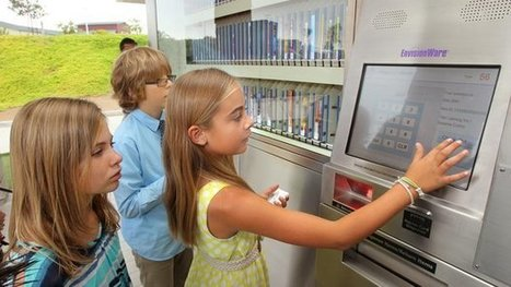 County to buy three more library kiosks | innovative libraries | Scoop.it