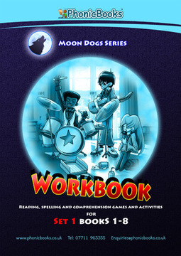 Moon Dogs Series: Synthetic Phonics Teaching Programme | Books for Beginner Readers: Phonic Books | Scoop.it