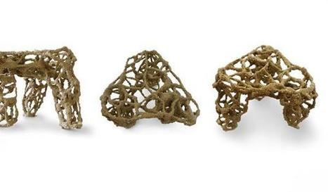 New Robot 3D Prints Sand Structures - Technology - Architect Magazine | Dave Sellers, Iconoclast Architect , GroupThink about the {non-gadgety} house, home, neighborhood, culture, and sustainable living situation for the future. IDEAS WELCOME, INVITED, ENCOURAGED, and MUCH APPRECIATED! | Scoop.it