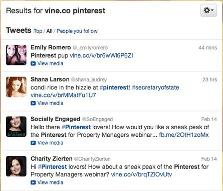 16 Ways Businesses Are Using Twitter Vine | | Vine collaboration tool | Scoop.it