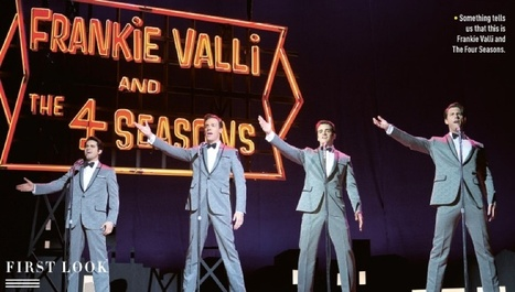 FIRST LOOK: John Lloyd Young & More Star in Eastwood's JERSEY BOYS | Theatre | Scoop.it