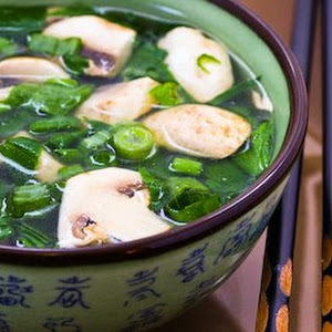 Healing Asian Soup with Ginger Recipe | Yummly | Optimum Health: Nutrition, Physical Fitness, & Recreation | Scoop.it