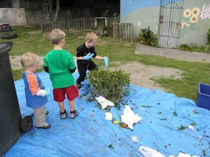 Enviroschools : Watching Our Waste   Science: Content notes and resources   Scoop.it