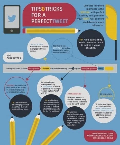 Comment augmenter l'impact de vos tweet | Communication - Marketing - Web | Scoop.it