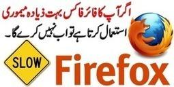 Speedup Mozilla Firefox Browser | Tuts Point PK | Scoop.it