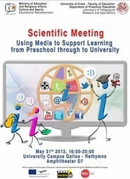 Η Χρήση των Μέσων για την Υποστήριξη της Μάθησης από την Προσχολική Εκπαίδευση μέχρι το Πανεπιστήμιο | Digital and Social Media in Education | Scoop.it