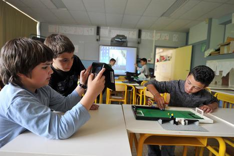 6 preuves que l'école du futur sera forcément (plus) cool | Numérique & pédagogie | Scoop.it
