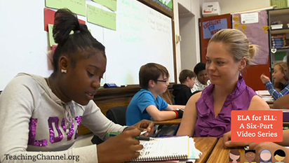 ELA For ELL: Six Part Video Series | Common Core and English Language Learners | Scoop.it