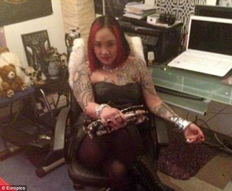 INCREDIBLE: Satanist Nurse Poses Next to Dead and Dying People, Shares Snaps on Facebook (PHOTOS) | Theistic Satanism | Scoop.it