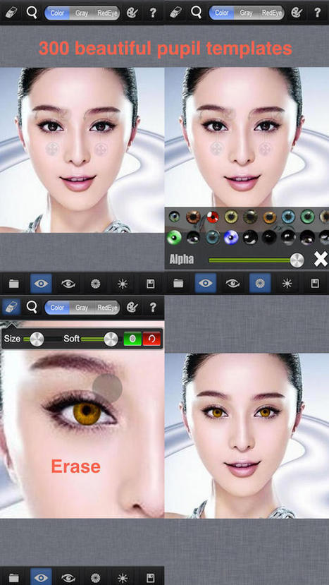 Magic Eye Color Effect-Eye Color Changer,Red Eye Remover (Photography) | Instagram Tips and Tricks | Scoop.it