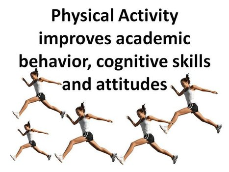 Combining Physical Activity With Classroom Lessons Results in Improved Test Scores | Facebook | Advocating Mom | Scoop.it