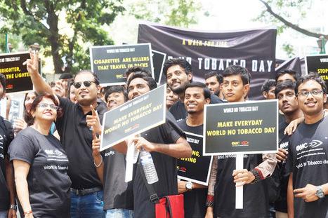MAAC organizes Walkathon on World No Tobacco Day | News Attitude | Scoop.it