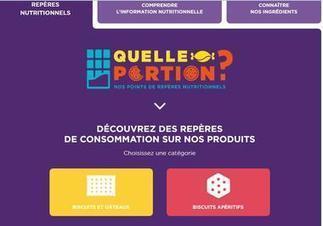 Mondelez décrypte l'information nutritionnelle   Sécurité sanitaire des aliments   Scoop.it
