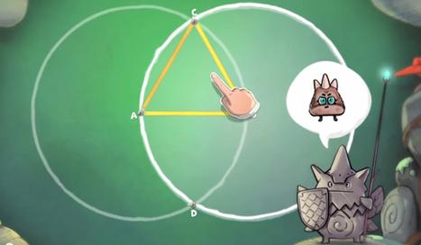 Cinco aplicaciones divertidas para aprender matemáticas jugando -aulaPlaneta | Recursos TIC para educación | Scoop.it
