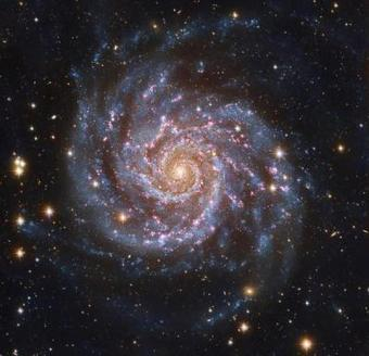 Spiral Galaxies Like Our Milky Way Much Larger Than Thought - Science 2.0 | Galaxies | Scoop.it