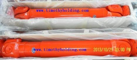Timothy Holding Co.,Ltd.: Cardan shaft | Universal joint shafts | Scoop.it