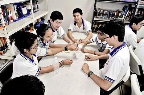 Prenden chispa por la ciencia | Ashoka México y Centroamérica | Scoop.it