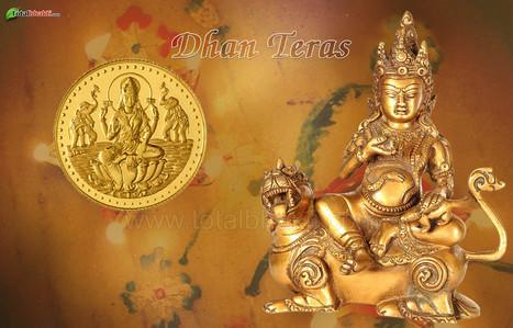Happy Dhanteras Wallpaper | Fastival Details | Scoop.it