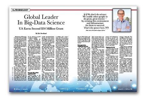 Global Leader in Big-Data Science | BizTUCSON | CALS in the News | Scoop.it