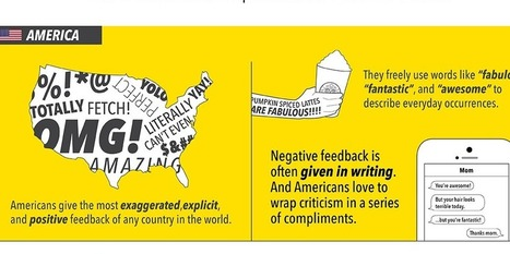 Here Are The Different Ways People Give Criticism All Over The World | Learning English with Warwick | Scoop.it