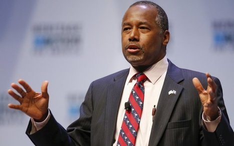 Carson: A Muslim Shouldn't be President | Upsetment | Scoop.it