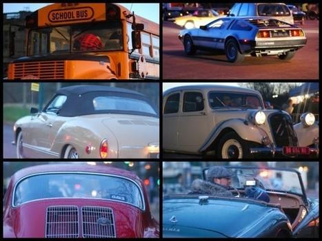 15e traversée de Paris en voitures anciennes : la capitale en mode vintage | Salon des Antiquaires - 2-6 Avril 2015 - Biarritz | Scoop.it