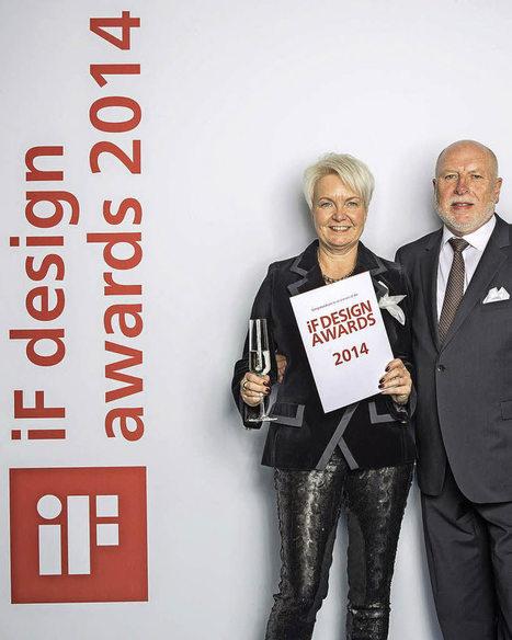 Designpreis für Unadinger Firma Santox - Badische Zeitung | Unternehmensnews | Scoop.it