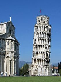 Leaning Tower of Pisa And the Foundation Allegory | Nonprofit Management | Scoop.it
