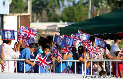 PHOTOS OF PRINCE HARRY'S VISIT TO BELIZE - QUEEN'S DIAMOND JUBILEE TOUR | Belize in Photos and Videos | Scoop.it