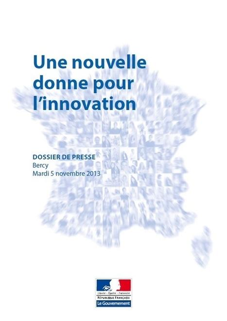 Une nouvelle donne pour l'innovation en France | R&D and innovation in France | Scoop.it