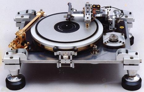 Les incroyables platines vinyle de Teragaki   ON-TopAudio   Scoop.it