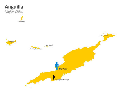 Anguilla Map | AP HUMAN GEOGRAPHY DIGITAL  STUDY: MIKE BUSARELLO | Scoop.it