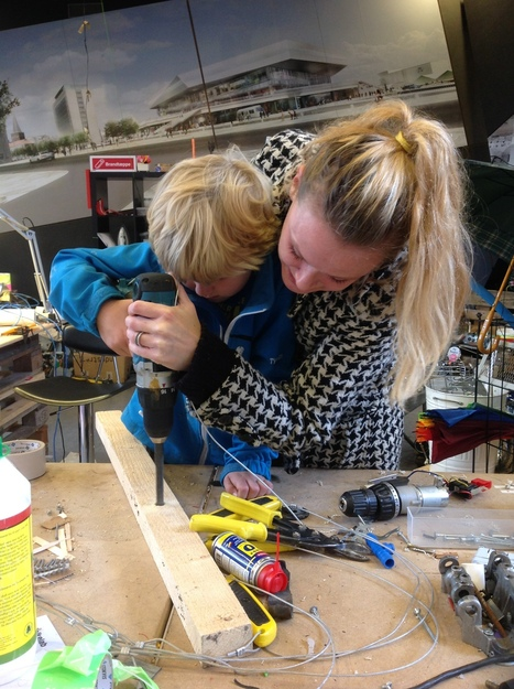 Rubbish, Tech, Makerspace, Hackerspace: Maker culture has arrived in Danish libraries | The Information Professional | Scoop.it