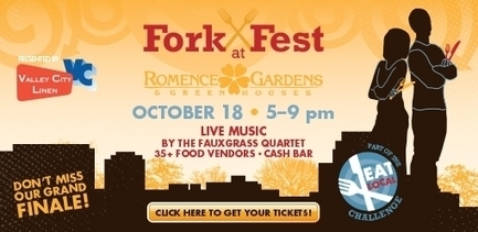 Fork Fest Tickets Are Now Available! | Eat Local West Michigan | Scoop.it