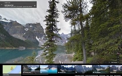 Visitez les parcs nationaux grâce à Google Street View | Bio3D | Scoop.it