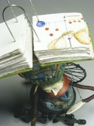 Bookmarking Book Art - Editions of Grandeur | Books On Books | Scoop.it