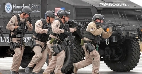 HOMELAND SECURITY Raids Home To Seize VEHICLE Violating EPA Regs   The REAL History of America: Half-truths, Indoctrination, and Capitalism out of Control   Scoop.it