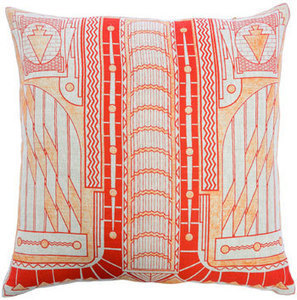 Limited edition art deco-style cushions by Daniel Heath for Heal's | Vintage and Retro Style | Scoop.it