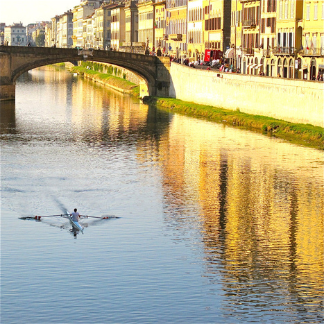 Florence: Finding Serenity in Chaos | GALLIVANCE | Life in Tuscany | Scoop.it