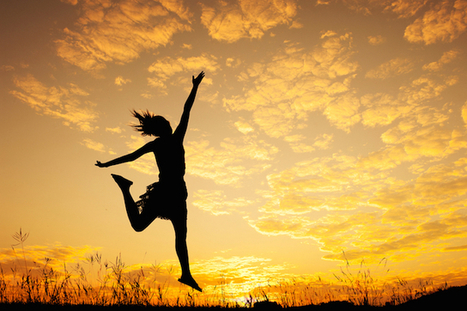 31 Ways to Appreciate The Present & Feel Happier Right Now | Développement Personnel | Scoop.it