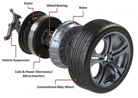 Diez beneficios de tener motores eléctricos en las ruedas   Motores Electricos   Scoop.it