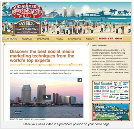 How to Use Social Media to Promote an Event | | Social Marketing Strategy | Scoop.it
