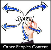 Other People's Content WINS [VIDEO] | Curation Revolution | Scoop.it